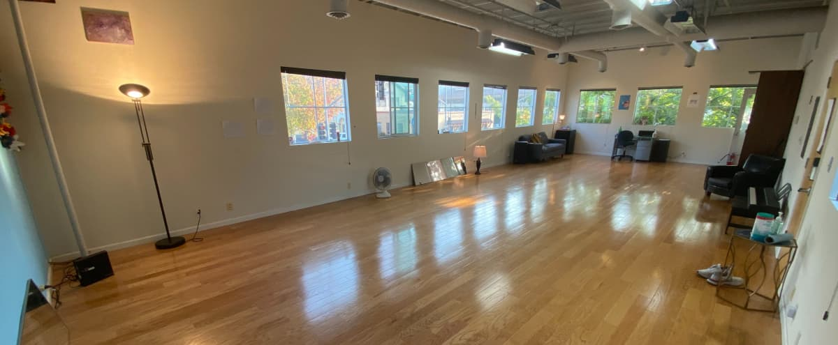 Amazing, Brightly Lit Daytime Studio for your Art and Dance in San Rafael Hero Image in undefined, San Rafael, CA