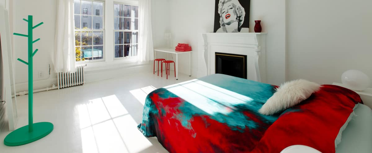 beautiful harlem loft apartment in New York Hero Image in Upper Manhattan, New York, NY
