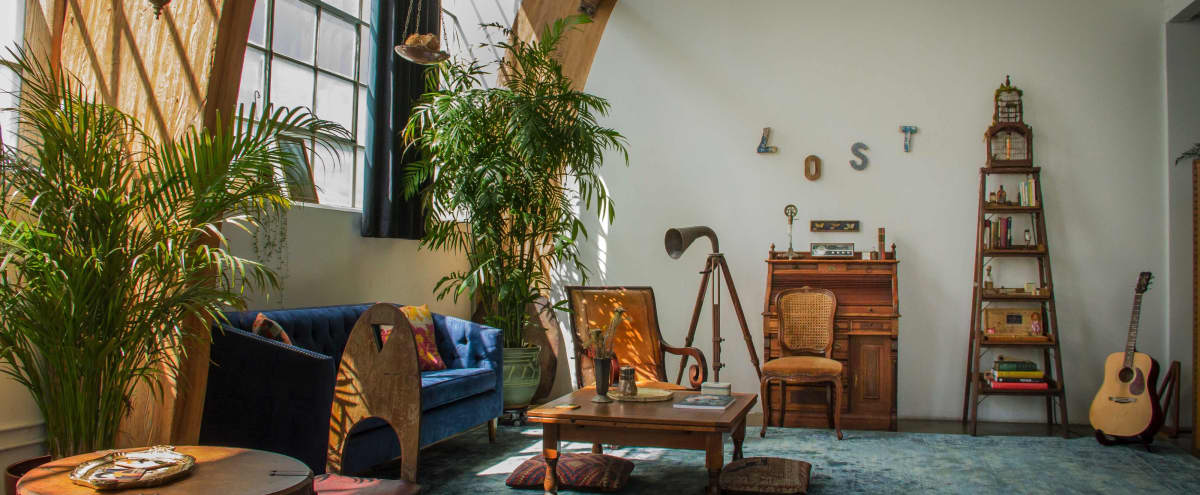 Gorgeous, NY-Style Loft on LA River in Los Angeles Hero Image in Echo Park, Los Angeles, CA