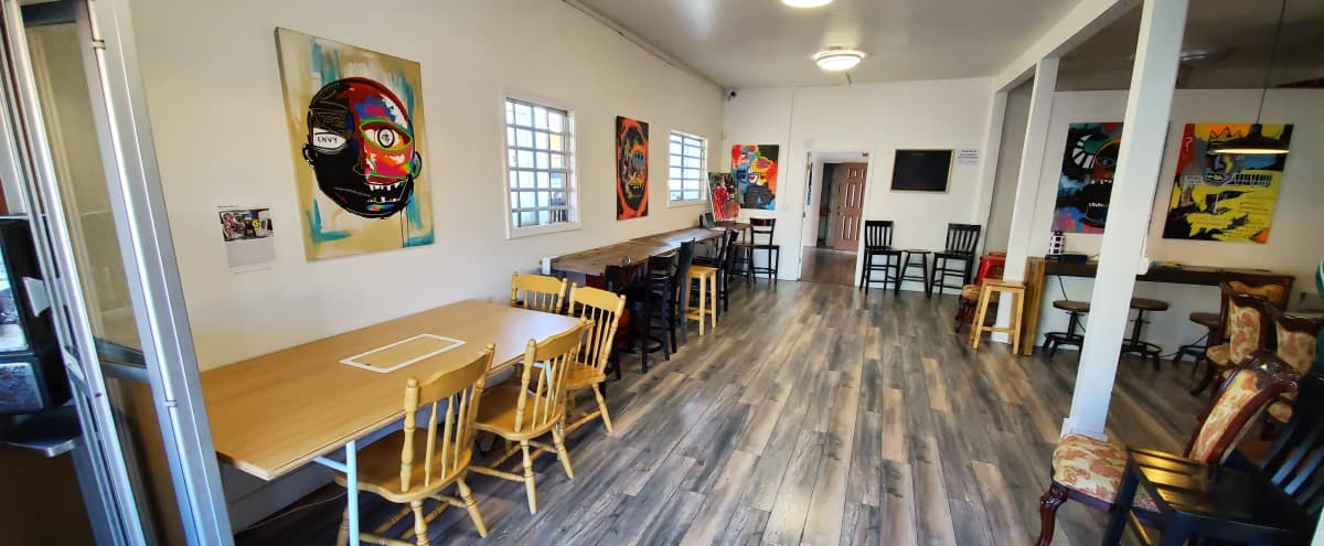 Least Expensive Coworking Space Next to BART in East Oakland in Oakland Hero Image in Hawthorne, Oakland, CA