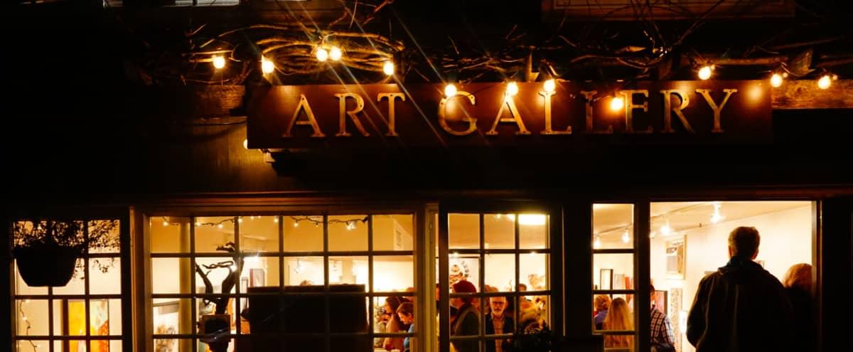 Modern Fine Art Gallery - Open Layout - Northeast Portland in Portland Hero Image in Concordia, Portland, OR