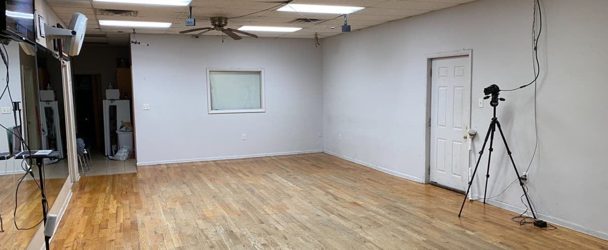 Dance/Photography/Rehearsal Space in Jersey City Hero Image in The Heights, Jersey City, NJ