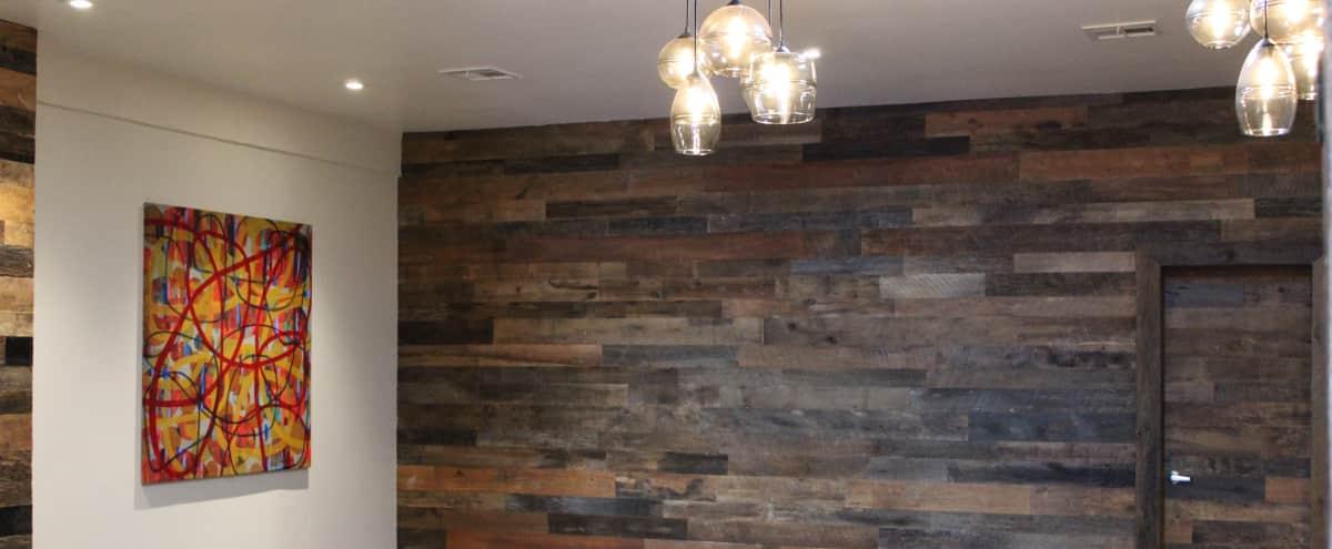 Rustic, Modern Loft with Custom Wood Walls & Warehouse Feel in Belmont Hero Image in undefined, Belmont, CA