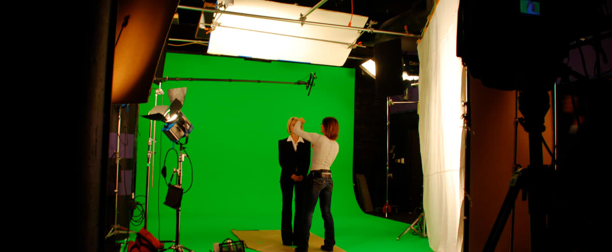 Production World Secret: Boutique Green Screen Stage in San Francisco Hero Image in North Beach, San Francisco, CA