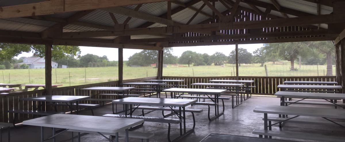 Gorgeous 150 acre working farm, animal sanctuary and venue in Manor Hero Image in undefined, Manor, TX