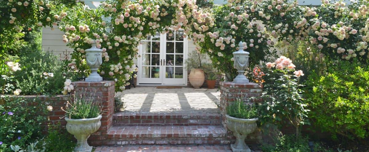 American Cottage Style Home in Encino Hero Image in Encino, Encino, CA