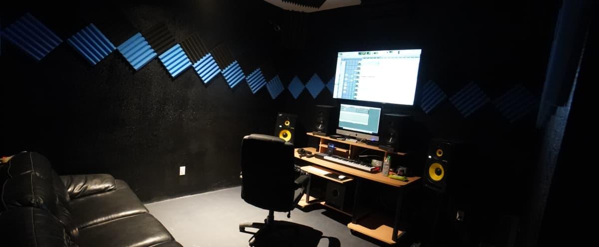 Heart of Miami Recording Studio Space in Miami Hero Image in Little Haiti, Miami, FL