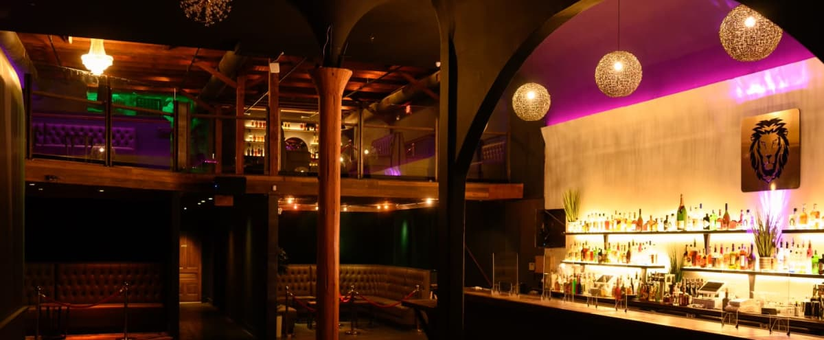 Brand New Event Venue With a Mezzanine in Oakland Hero Image in Downtown Oakland, Oakland, CA