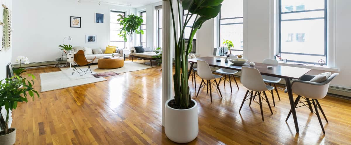 Light Spacious Tribeca Loft Perfect for Shoots in New York Hero Image in Lower Manhattan, New York, NY
