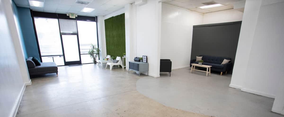 DTLA Spacious Street Level Creative Studios for Shoots & Events in Los Angeles Hero Image in Central LA, Los Angeles, CA