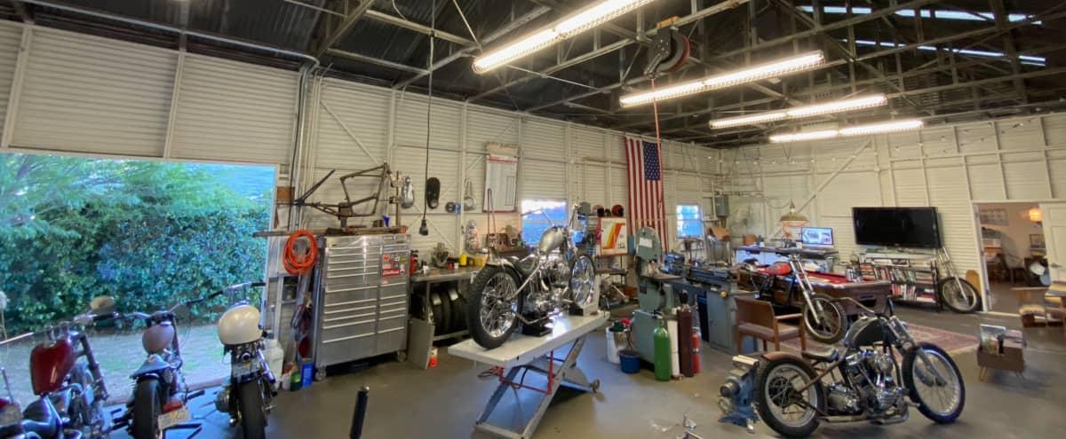 Beachside Motorcycle Clubhouse Chopper shop in Ventura Hero Image in undefined, Ventura, CA