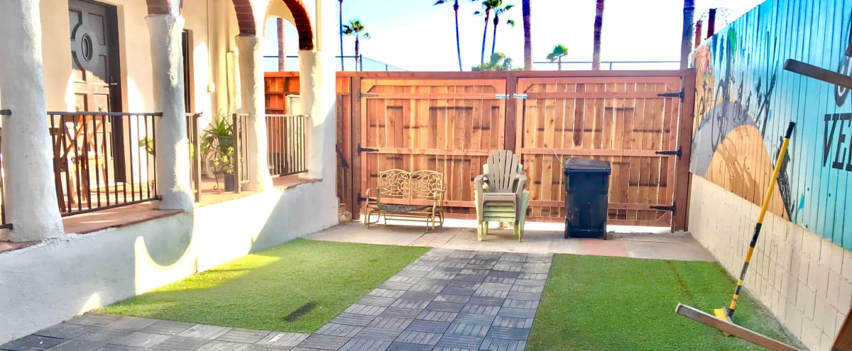 Open Air Patio Located Directly on the Venice Boardwalk in Venice Hero Image in Venice, Venice, CA