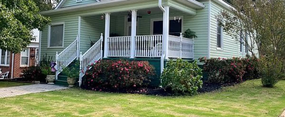 Restored 100-year-old bungalow in East Point in East Point Hero Image in Jefferson Park, East Point, GA