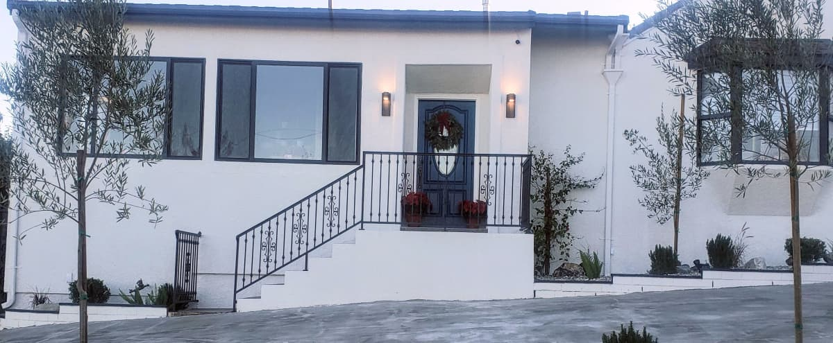 Open Concept View Park Home with Downtown Views in View Park Hero Image in South Los Angeles, View Park, CA