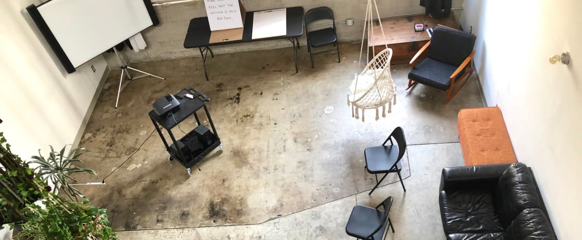 Artist Loft / Event and Meeting Space in Los Angeles Hero Image in Rampart Village, Los Angeles, CA