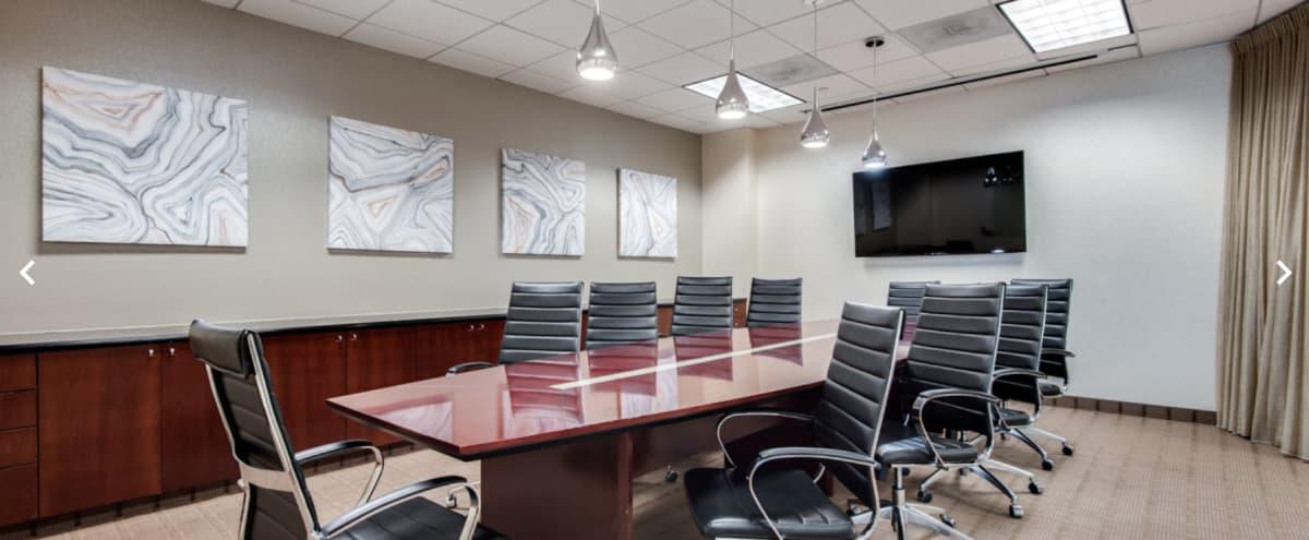 Executive Boardroom Just North of Dallas - Whiteboard - TV in Dallas Hero Image in Far North Dallas, Dallas, TX