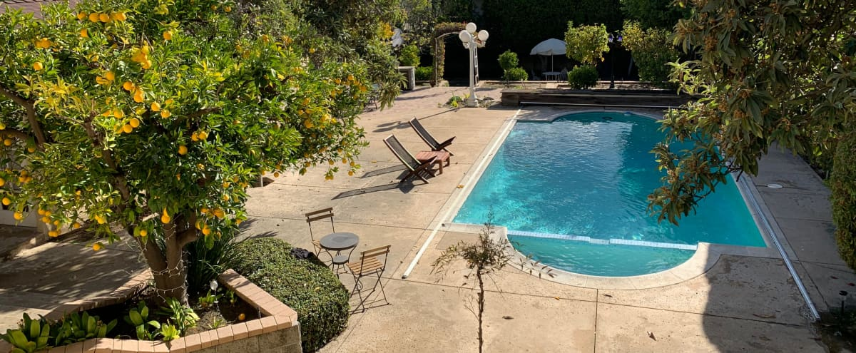 Huge Backyard with pool/hottub and 4+ unique levels in Glendale Hero Image in Verdugo Viejo, Glendale, CA