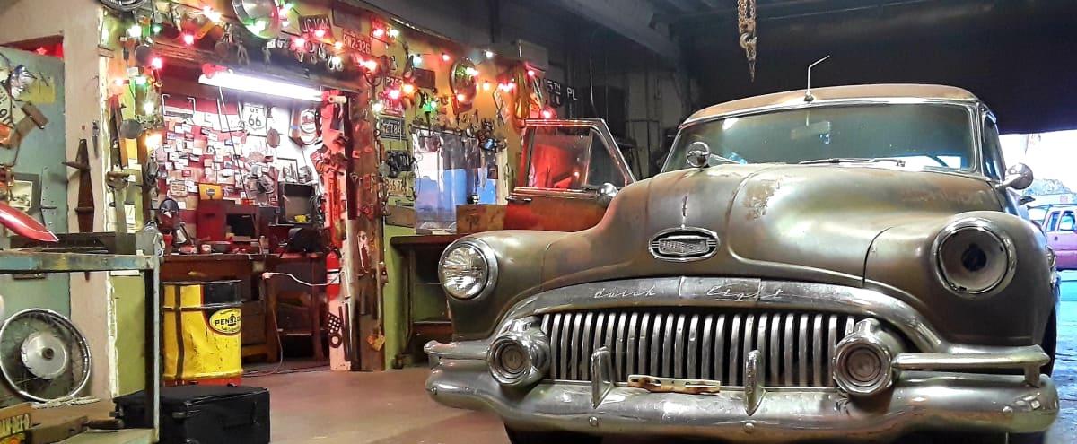 OLD VINTAGE WAREHOUSE, PROPS INCLUDED in Los Angeles Hero Image in Park Mesa Heights, Los Angeles, CA