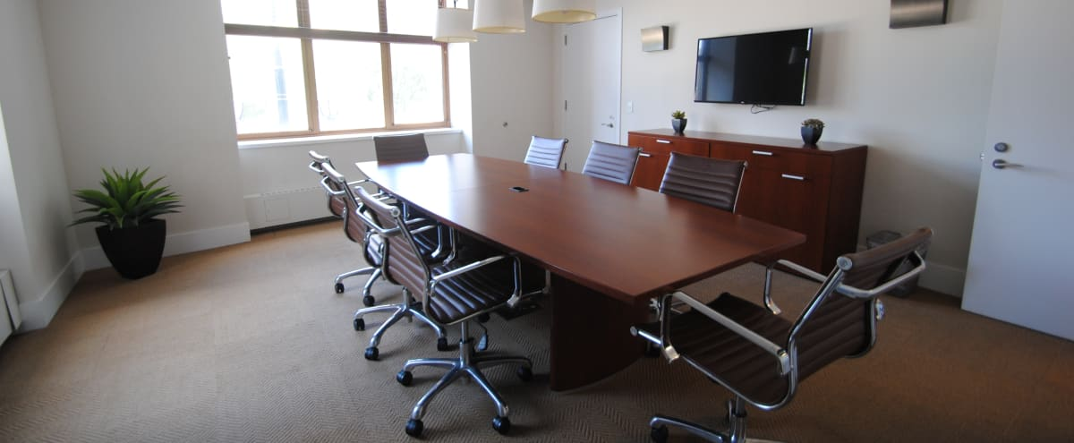 Private High Rise Studio Space /  Additional Space Add on's:  5 minute walk To Newark Penn Station, 20 minute commute to NYC in Newark Hero Image in Central Ward, Newark, NJ