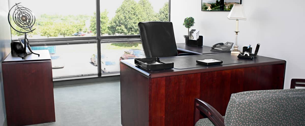 Suburban Executive Office with View in Malvern Hero Image in undefined, Malvern, PA