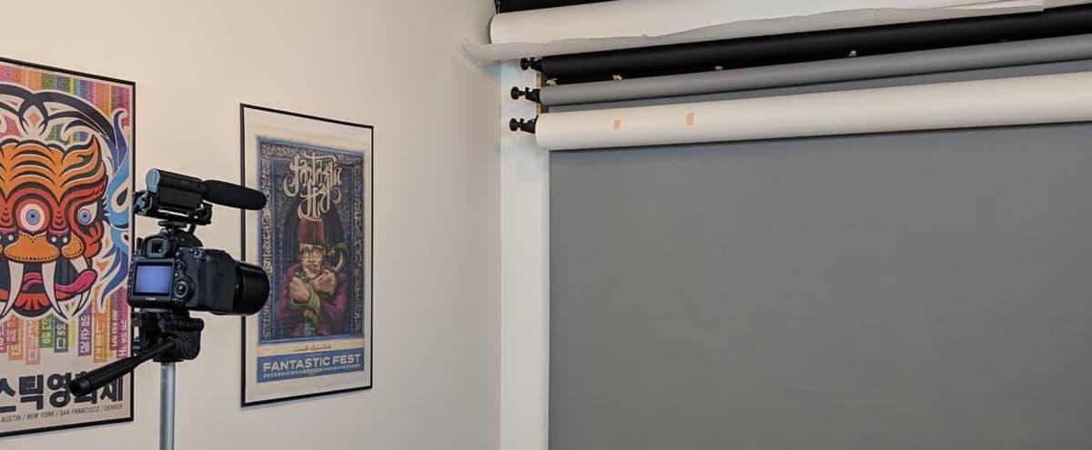 Small Photo Studio & Meeting Room in Austin Hero Image in East Austin, Austin, TX