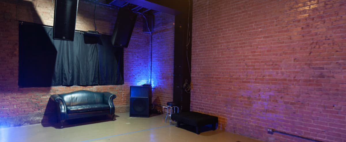 Unique Event Space Located in Deep Ellum (Entertainment District) in Dallas Hero Image in Deep Ellum, Dallas, TX