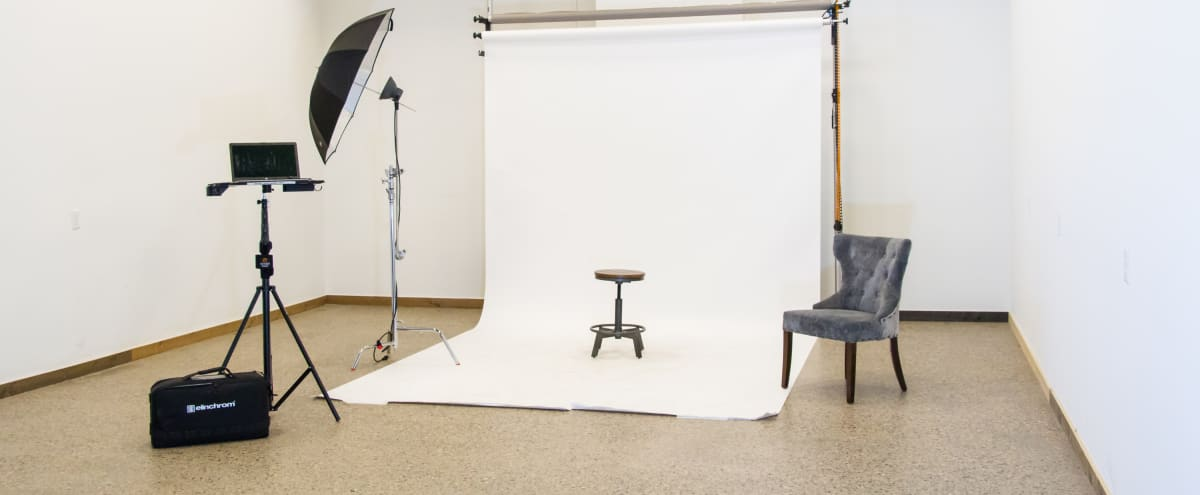 Turnkey Photography Studio in St. Paul Hero Image in Downtown, St. Paul, MN