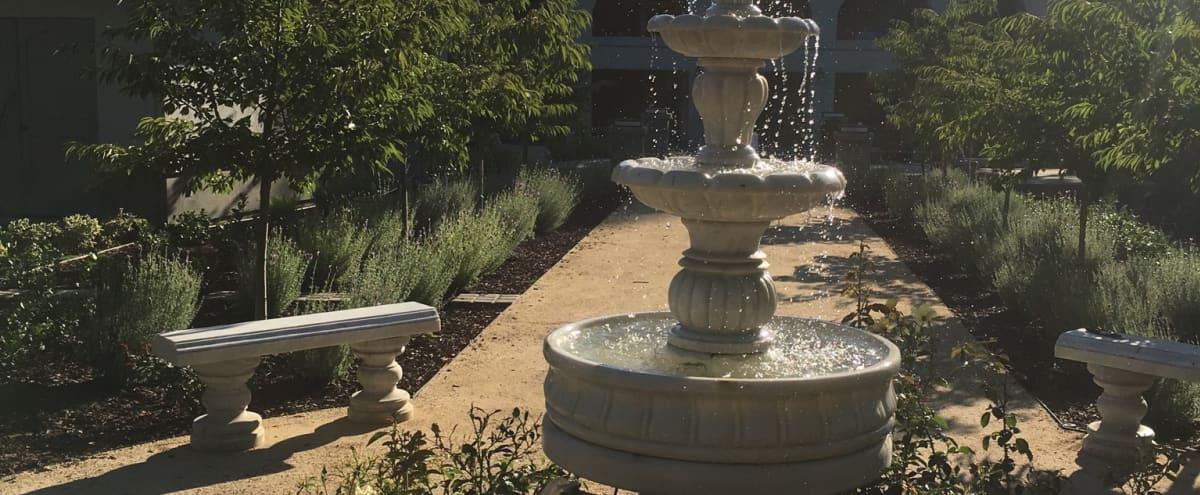 "Downtown Outdoor ""Serendipity Gardens"" in San Jose Hero Image in Central San Jose, San Jose, CA"