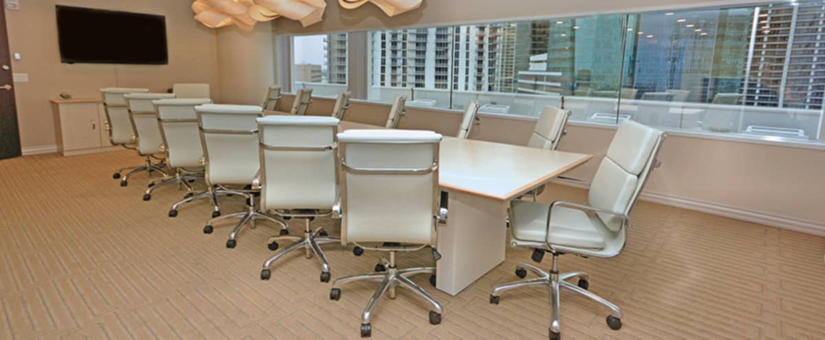 Large Conference Room - Downtown Miami in Miami Hero Image in Downtown Miami, Miami, FL
