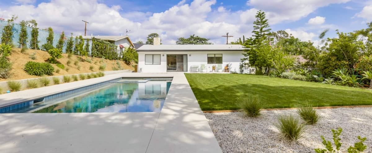 Residential Home w/ a Pool in Los Angeles Hero Image in Eagle Rock, Los Angeles, CA