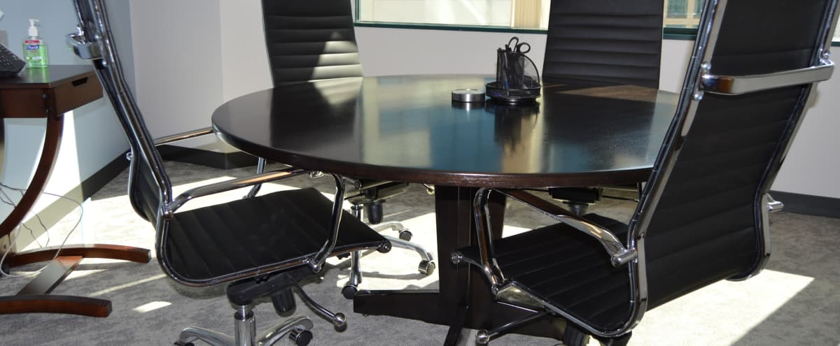 Private Meeting Room for 5 in Downtown San Diego in San Diego Hero Image in Downtown San Diego, San Diego, CA