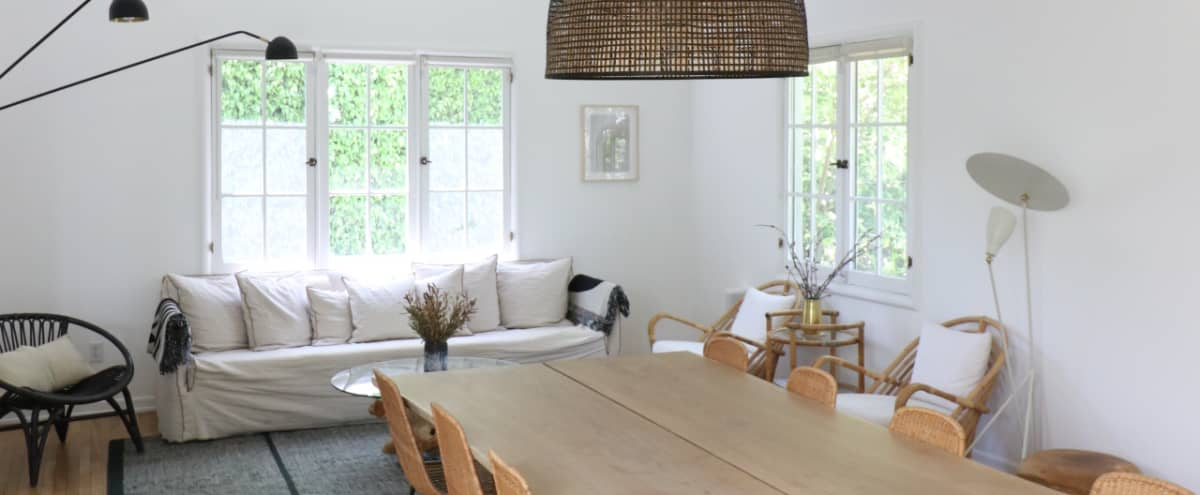 Beautiful West Hollywood Home Perfect for Meetings & Corporate Gatherings in West Hollywood Hero Image in Central LA, West Hollywood, CA
