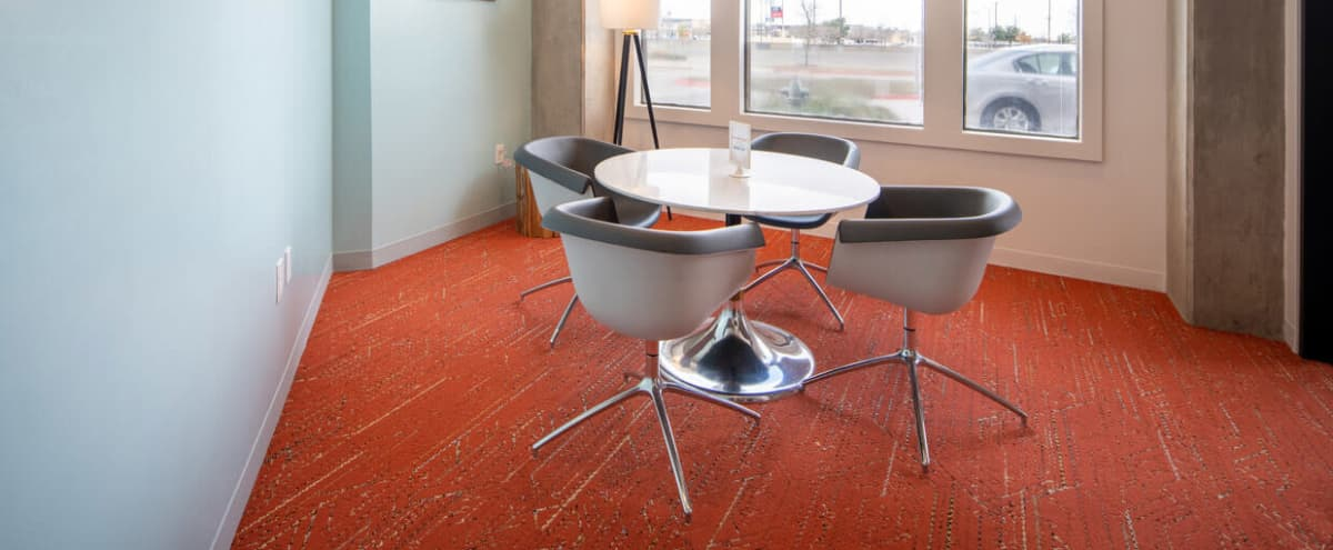 Quiet 4 Person Meeting Room | Perfect for Interviews! in Frisco Hero Image in undefined, Frisco, TX