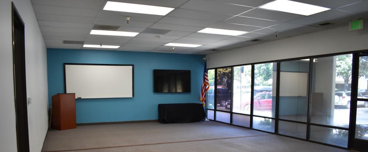 Convenient Classroom Space in Sacramento Hero Image in Johnston Business Park, Sacramento, CA