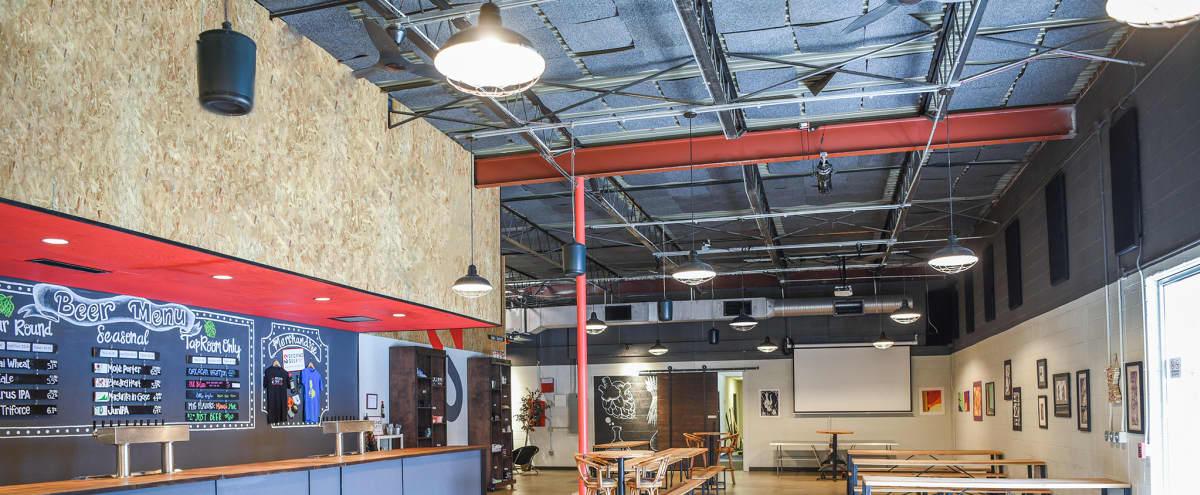 Rustic Industrial Brewery and Meeting Space in West Midtown in Atlanta Hero Image in Buckhead, Atlanta, GA