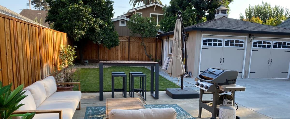 Blissful Backyard in Willow Glen in San Jose Hero Image in Central San Jose, San Jose, CA