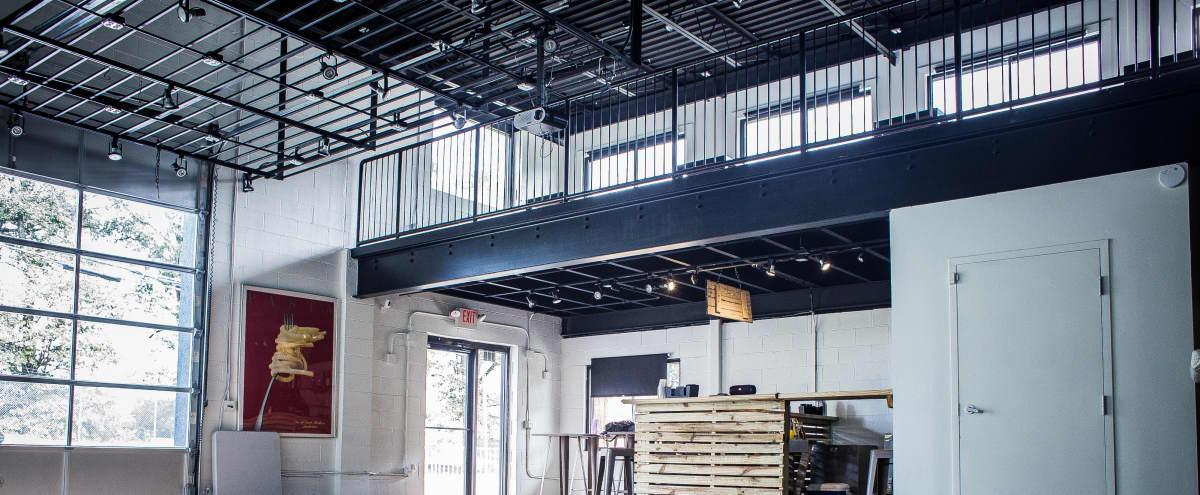 West Midtown Industrial Event Studio in Atlanta Hero Image in Blandtown, Atlanta, GA
