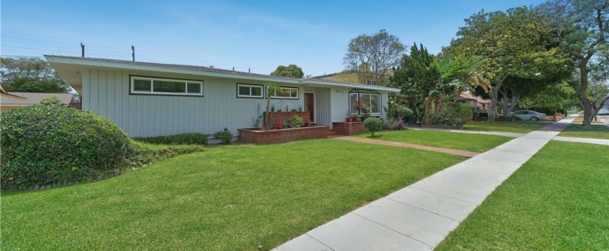 California Ranch House in Long Beach Hero Image in Bixby Knolls, Long Beach, CA