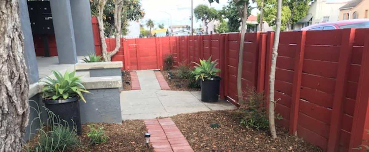 Cozy Townhome Style Unit W/ Large Backyard in Long Beach Hero Image in Whittier, Long Beach, CA