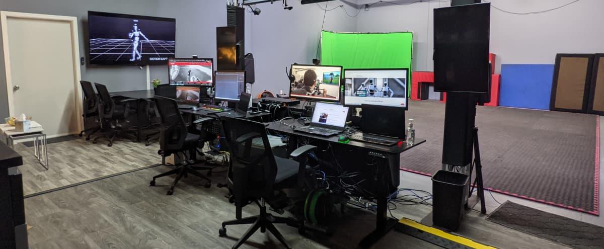 Affordable Inertial Motion Capture Studio in Los Angeles Hero Image in Northeast Los Angeles, Los Angeles, CA