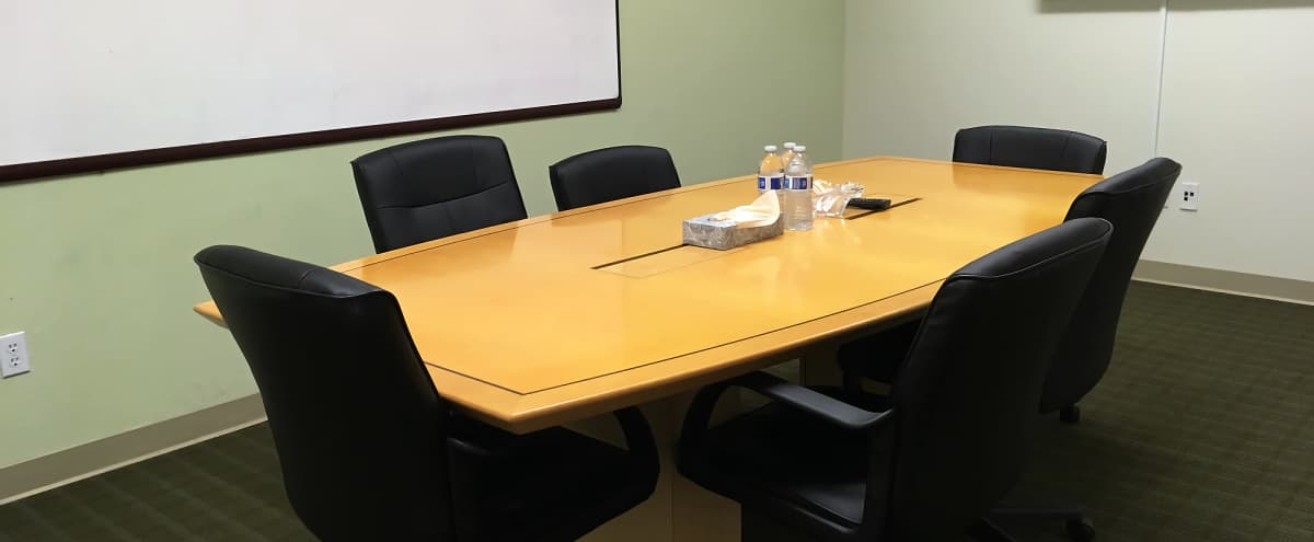Modern Small Conference Room in Fremont Hero Image in Baylands, Fremont, CA