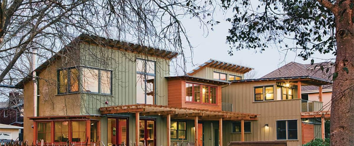 Santa Cruz Sustainable Architectural Gem in Santa Cruz Hero Image in undefined, Santa Cruz, CA