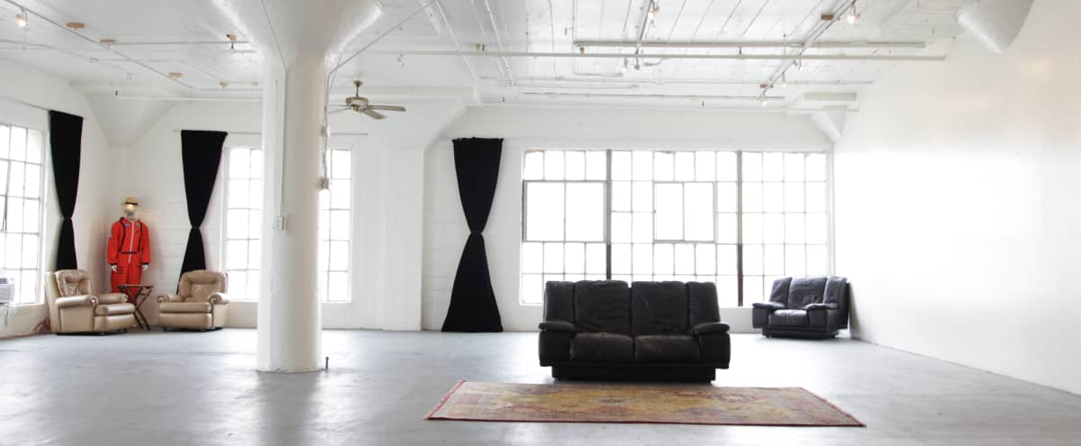 Large Dtla Industrial Loft Los Angeles Ca Production