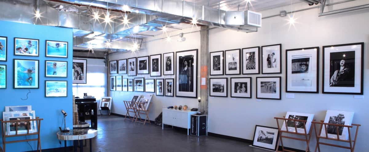 Unique rock n' roll photography gallery in Austin Hero Image in East Austin, Austin, TX