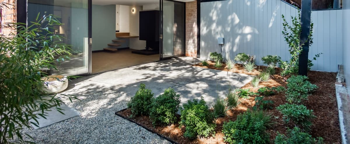 Architecturally Significant Midcentury Townhome in Los Angeles Hero Image in Hollywood, Los Angeles, CA