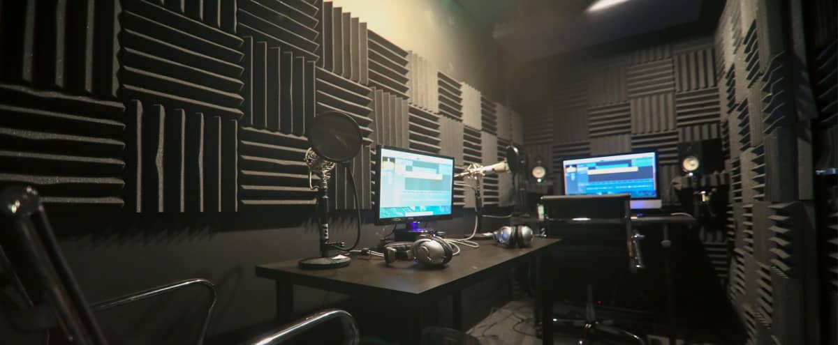 The Soundproof Audio Studio in Pittsburgh Hero Image in East Liberty, Pittsburgh, PA