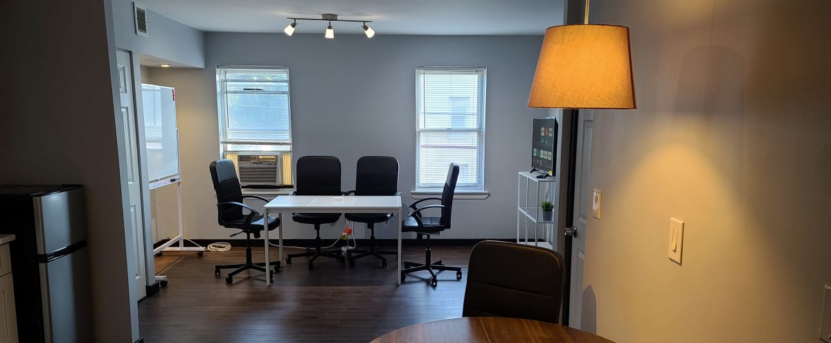 Office Space Ideal for Authors, Podcasters, Video Editors, Interviews in Philadelphia Hero Image in Cecil B. Moore, Philadelphia, PA