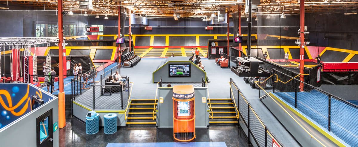 Large Trampoline Park Perfect for any Event in valencia Hero Image in undefined, valencia, CA