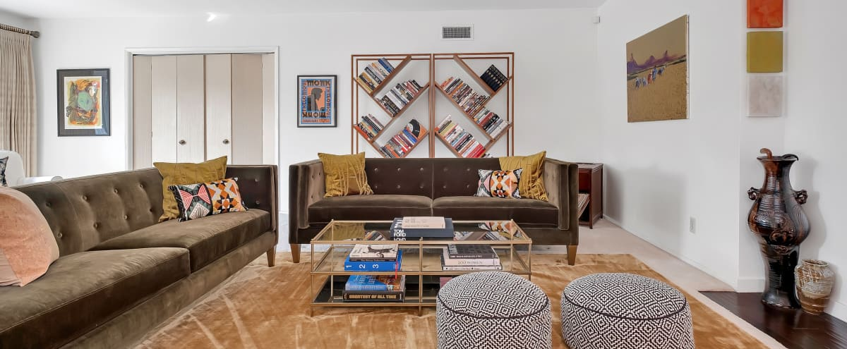 Global Chic Residential Meeting Space Close to Culver City in Los Angeles Hero Image in undefined, Los Angeles, CA