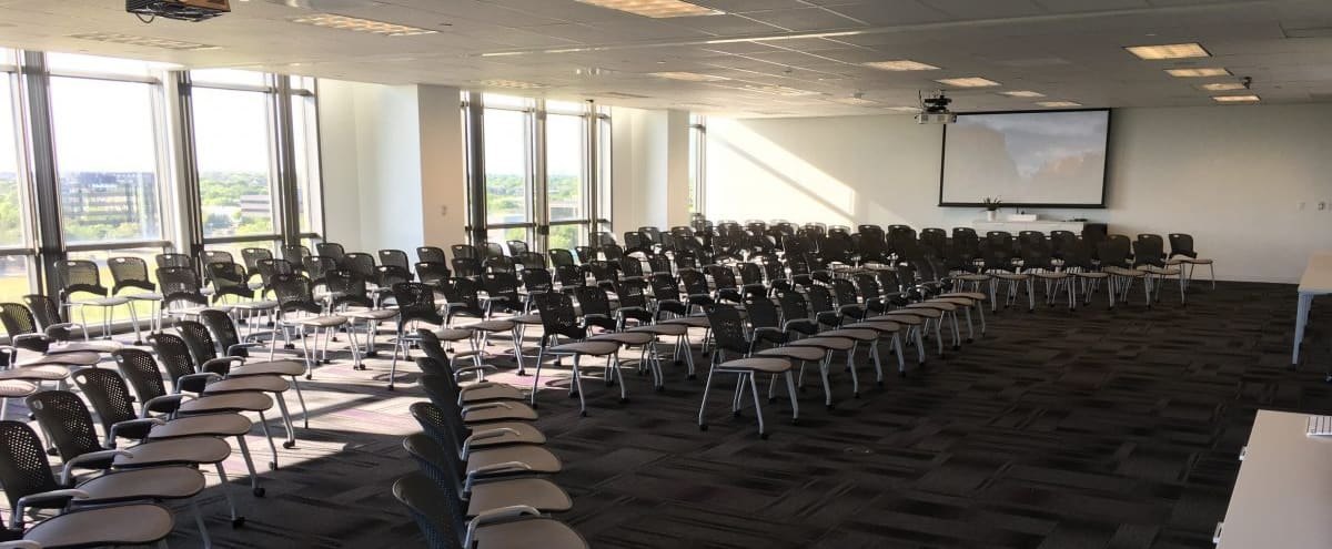 Meeting | Large Training & Seminar Classroom in Addison Hero Image in undefined, Addison, TX